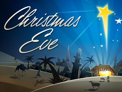 view the PowerPoint Template Christmas  Eve 1