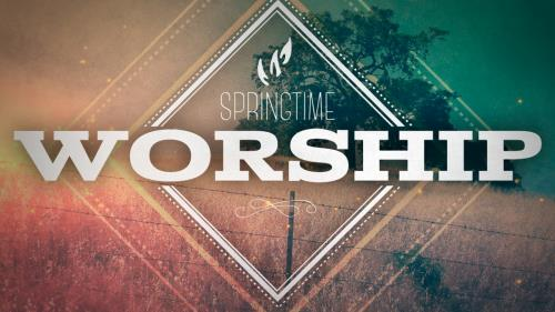 view the Video Illustration Springtime Worship Intro