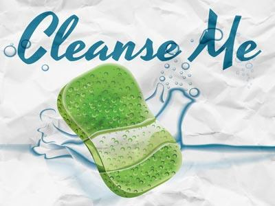 PowerPoint Template on Cleanse  Me 2