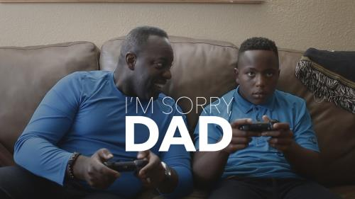 Video Illustration on I'm Sorry Dad