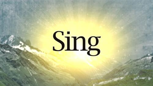 Worship Music Video on Sing By Travis Cottrell