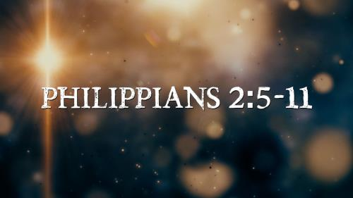 Video Illustration on Philippians 2:5-11