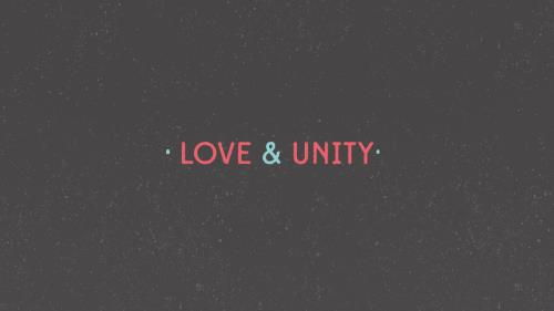 view the Video Illustration Love And Unity