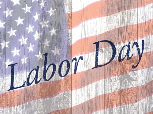 view the PowerPoint Template Labor Day