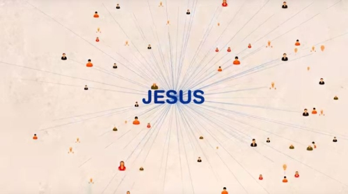 Video Illustration on Our Church Welcomes You - Back To Church Sunday
