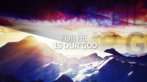 view the Video Illustration Psalm 95 Intro