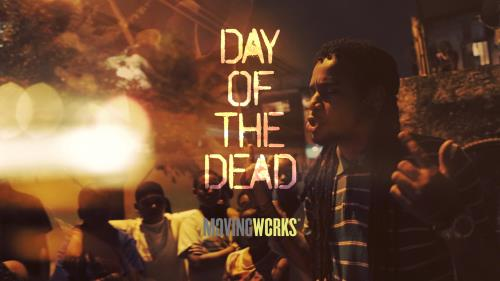 Video Illustration on Day Of The Dead