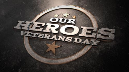 view the Video Illustration Our Heroes (Veterans Day)