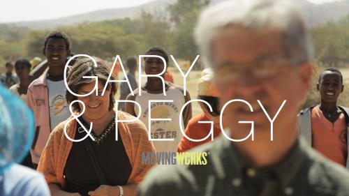 view the Video Illustration Gary & Peggy