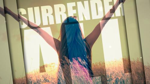 view the Video Illustration Surrender All (Worship Intro)