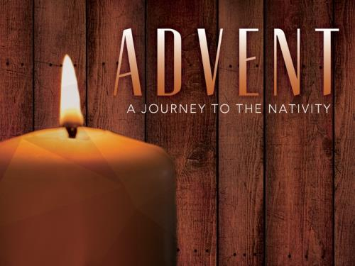 PowerPoint Template on Journey To Advent