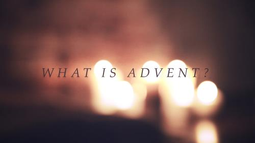 view the Video Illustration What Is Advent?