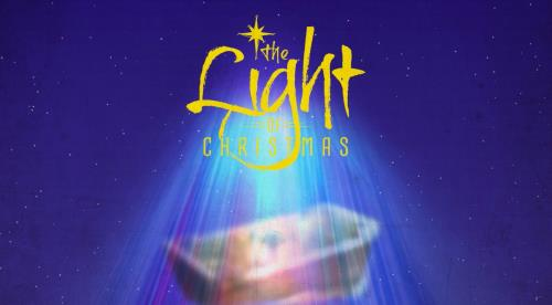 Video Illustration on The Light Of Christmas - Welcome
