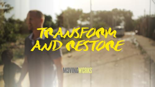 Video Illustration on Transform And Restore