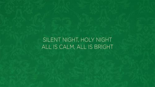view the Worship Music Video Silent Night