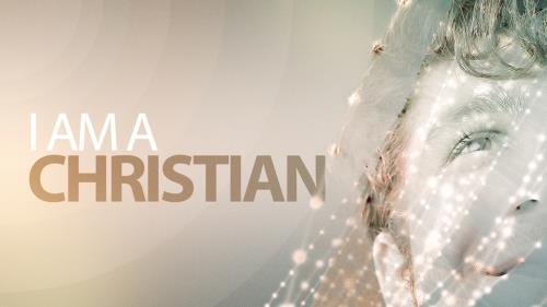 view the Video Illustration I Am A Christian