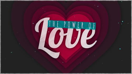 Video Illustration on The Power Of Love
