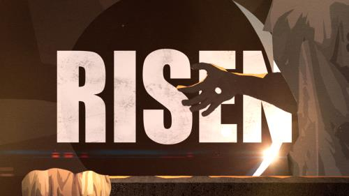 view the Video Illustration Risen