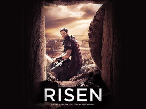 PowerPoint Template on Risen