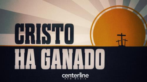 view the Video Illustration Cristo Ha Ganado