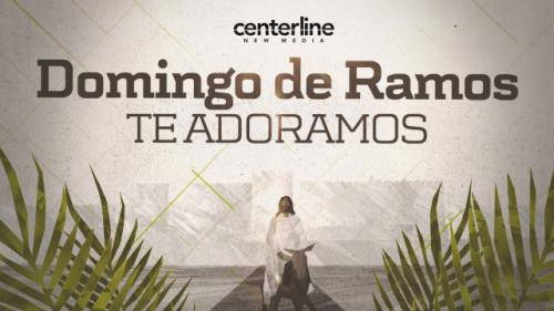 Video Illustration on Domingo De Ramos (Te Adoramos)