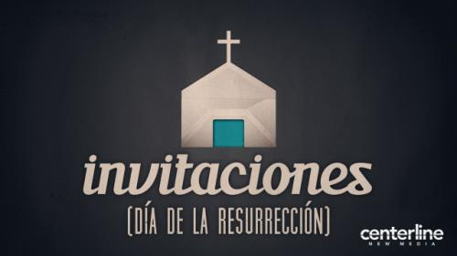 Video Illustration on Invitaciones (Día De La Resurrección)