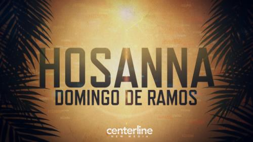 view the Video Illustration Hosanna (Domingo De Ramos)