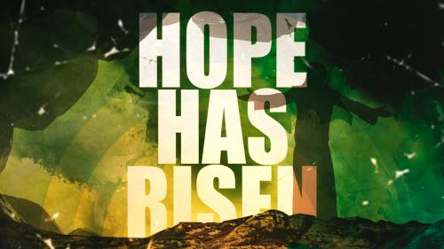 Video Illustration on Hope Has Risen