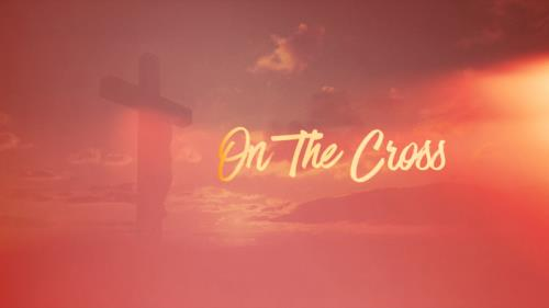 view the Video Illustration On The Cross