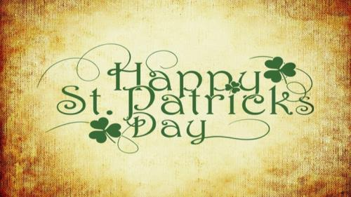 view the PowerPoint Template St. Patrick's Day