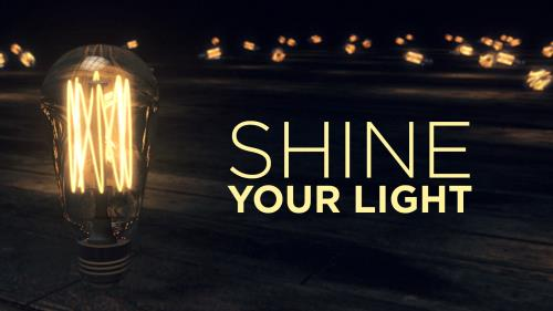 Video Illustration on Shine Your Light