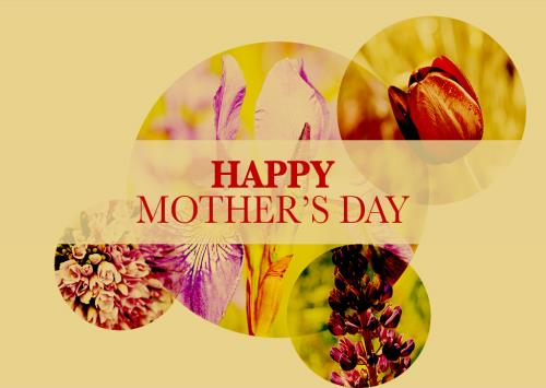 view the PowerPoint Template Mother's Day
