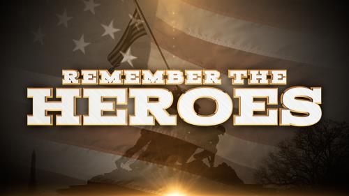 Video Illustration on Remember The Heroes (Memorial Day)