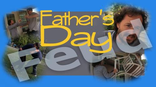 Video Illustration on Father's Day Feud