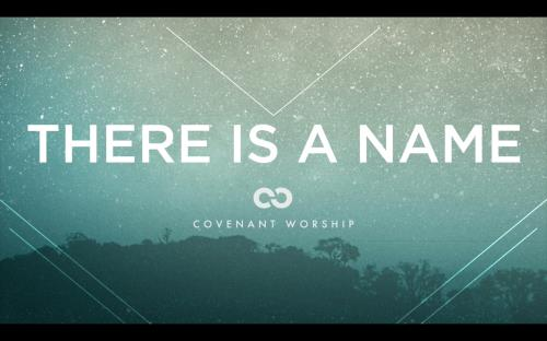 view the Worship Music Video There Is A Name
