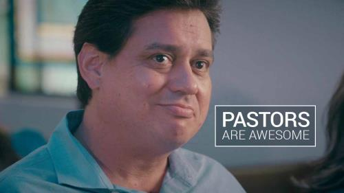 Video Illustration on Pastors Are Awesome