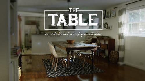 view the Video Illustration The Table