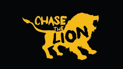 view the PowerPoint Template Chase The Lion