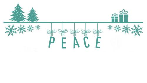 view the PowerPoint Template Advent - Peace