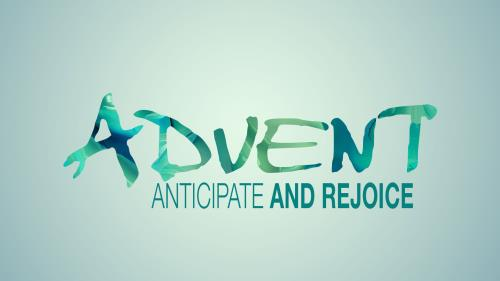 PowerPoint Template on Advent Modern - Joy