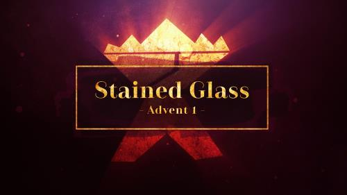 Video Illustration on Stained Glass Advent 1 (The Prophecy)