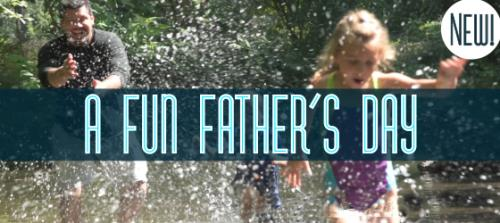 Video Illustration on A Fun Father's Day