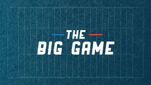 PowerPoint Template on The Big Game
