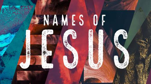 media Names Of Jesus
