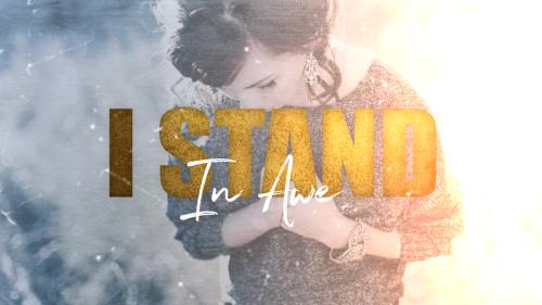 Video Illustration on I Stand In Awe