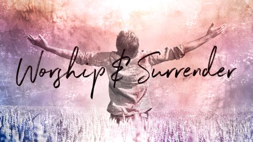 Video Illustration on Worship And Surrender