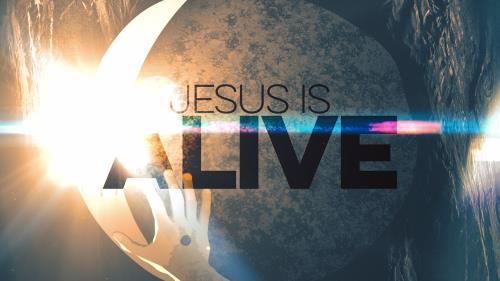 Video Illustration on Jesus Is Alive!