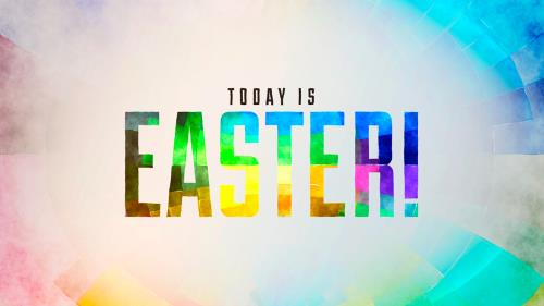 view the Video Illustration Today Is Easter