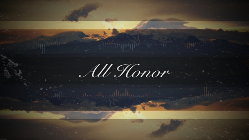 Worship Music Video on All Honor