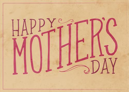 view the PowerPoint Template Mother's Day Flourish